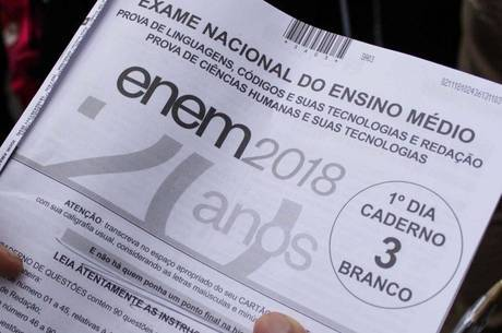 Image result for provas do enem